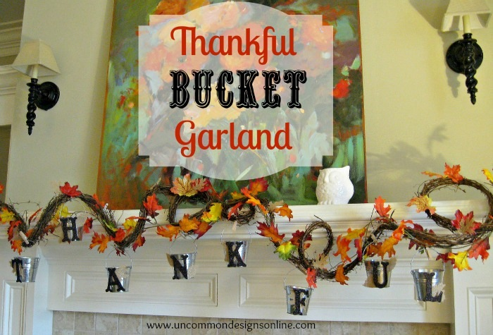 thankful garland