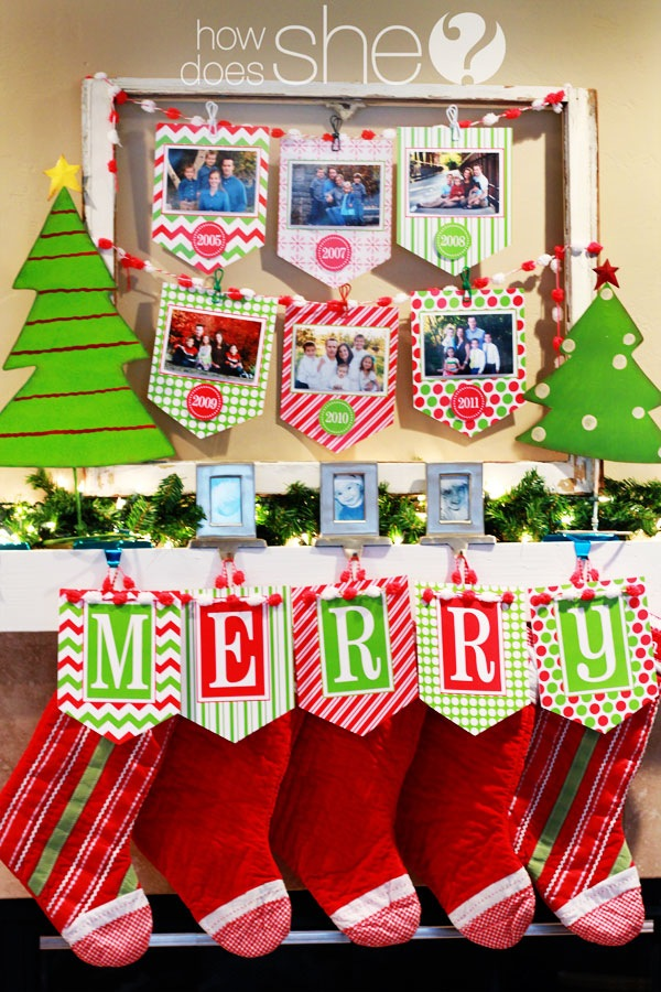 It's just an image of Resource Merry Christmas Banner Printable