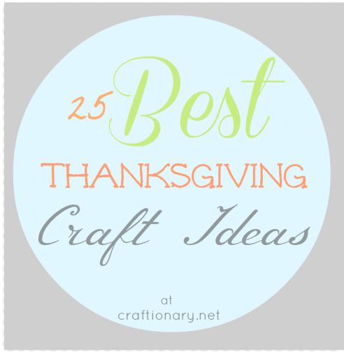 photograph regarding Thanksgiving Craft Printable called Craftionary