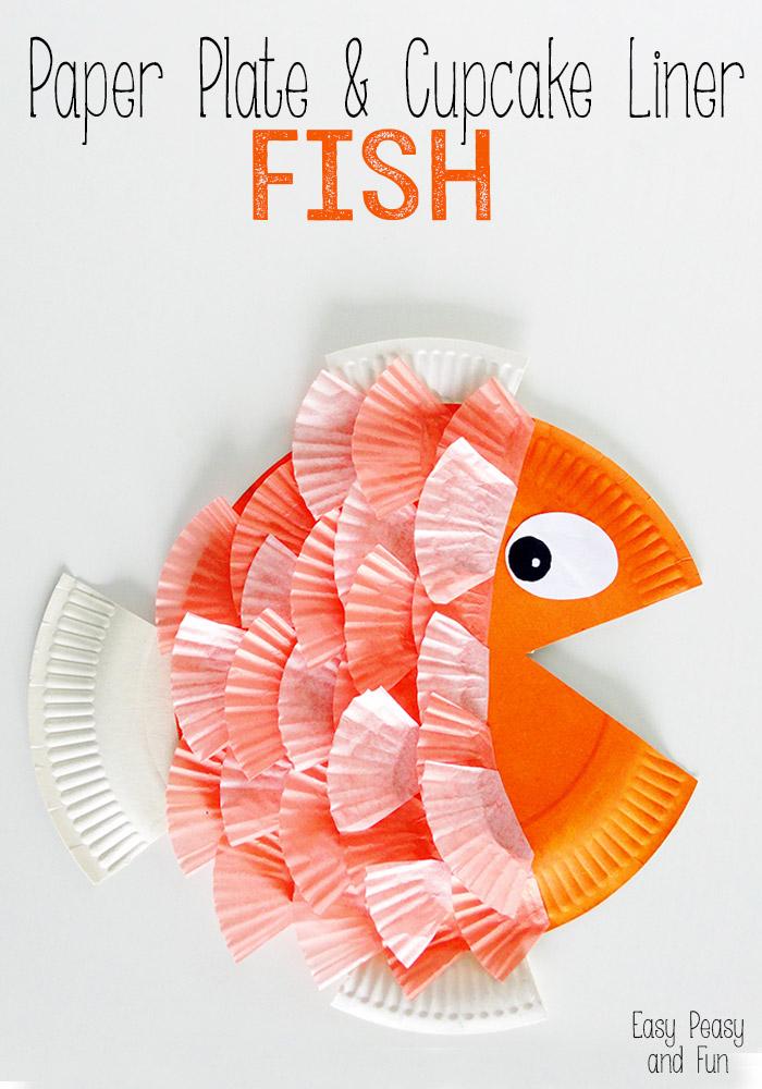 How To Make Fish Craft