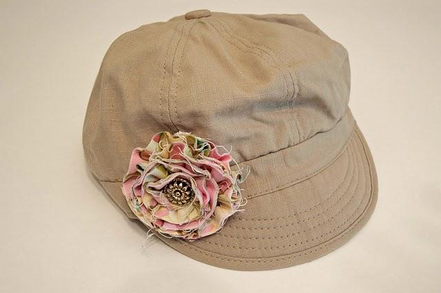 ruffle handmade flower