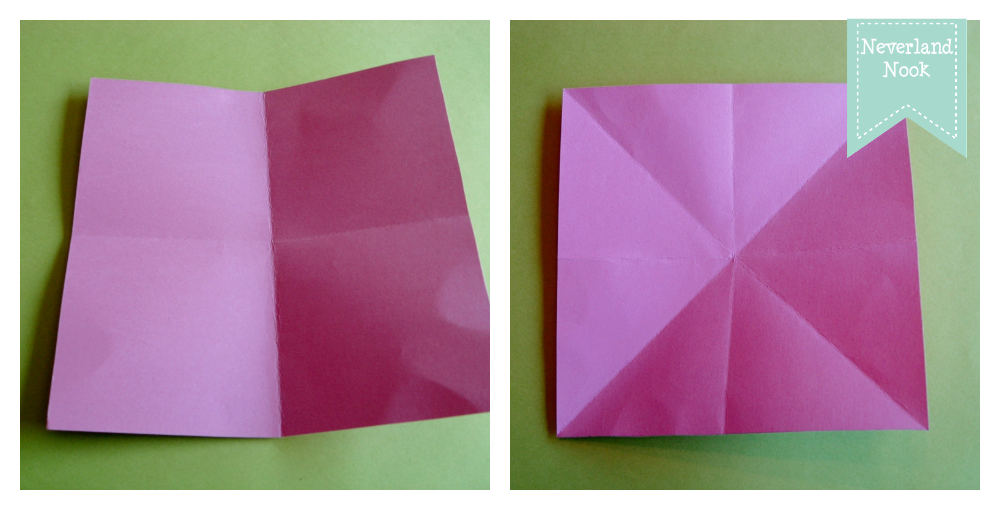 What Size Is An Origami Paper