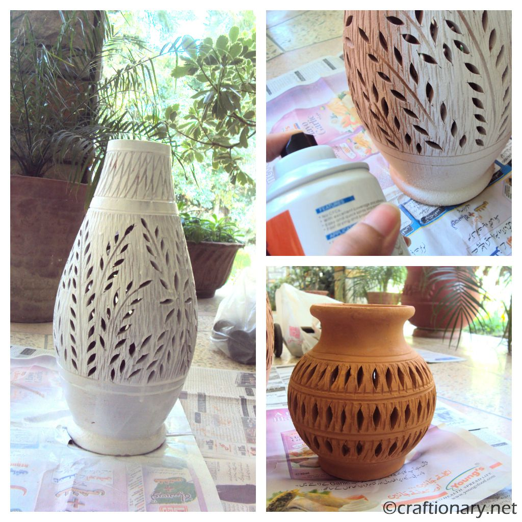 Easy Pot Painting Ideas