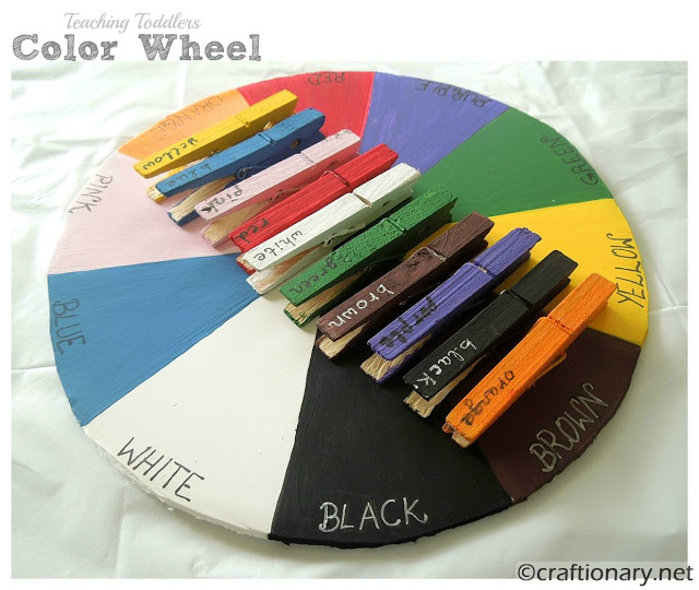 color wheel blog