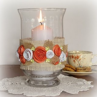 craftionary - Candle Decorations