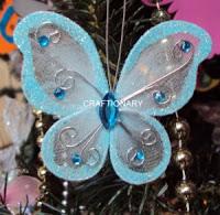 nylon butterflies