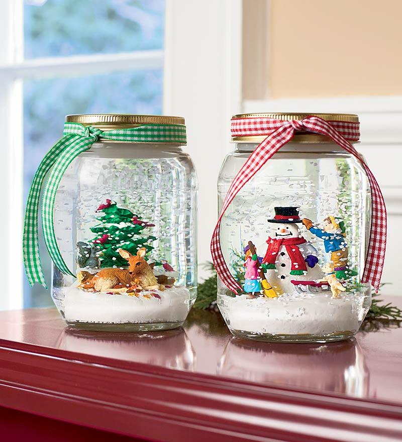 Craftionary snow globe gift idea solutioingenieria Image collections