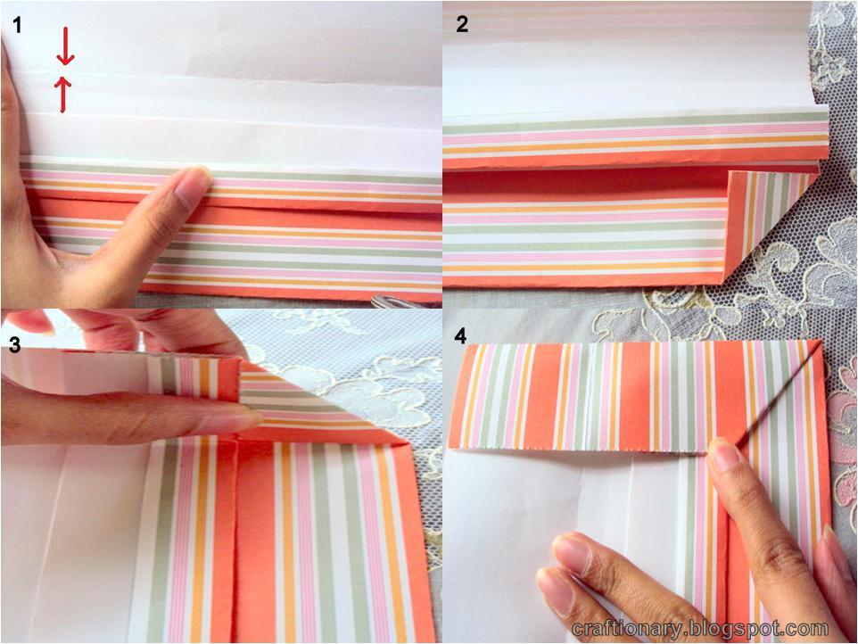 Craftionary – How to Make Invitation Card