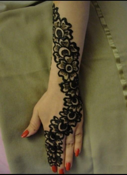 Mehndi Designs Hard : Hard mehndi designs