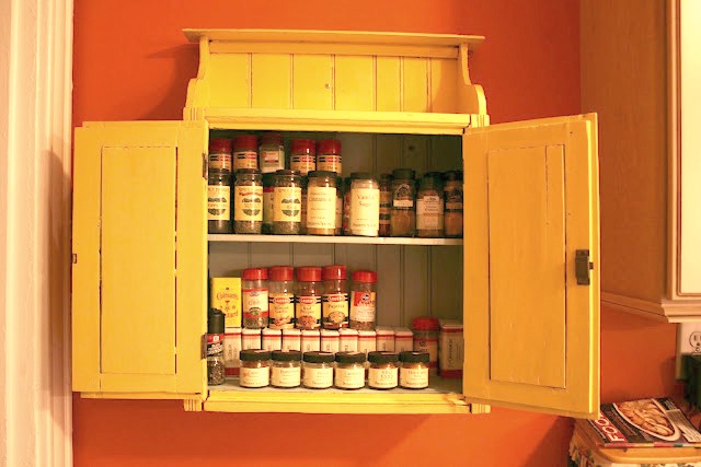 High Quality Spices Storage Solution
