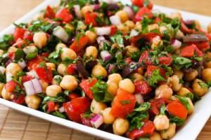 chick pea salad recipes