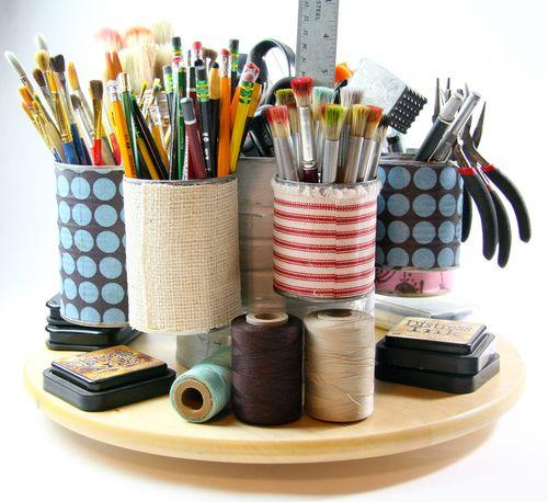Muffin Tin Craft Ideas