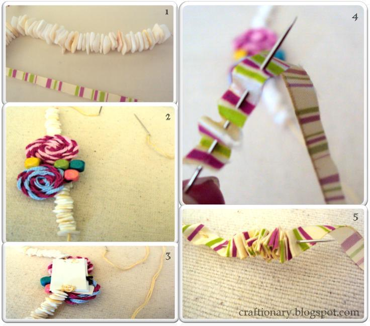 Mothers Ribbon  Boy Scout Mothers Pins tutorial