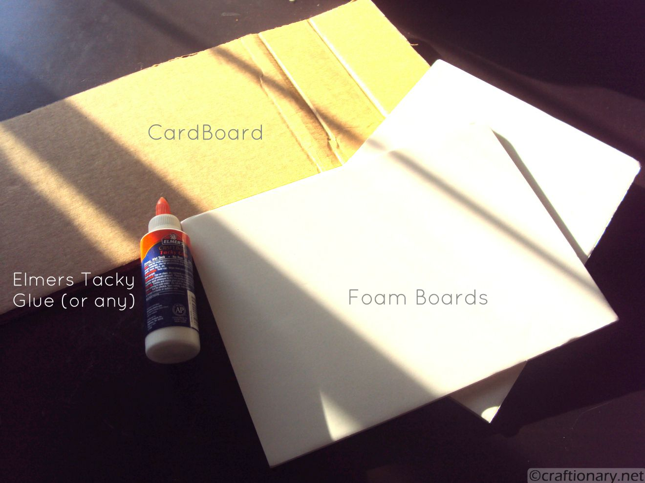 Can You Paint Craft Foam