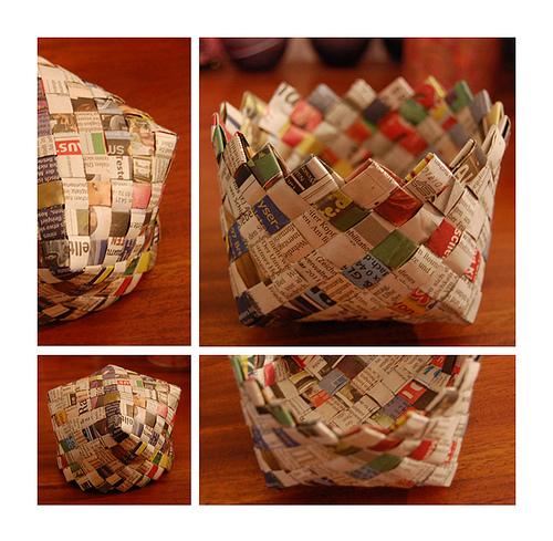 paper basket 2