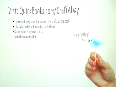 quirkbooks craftaday