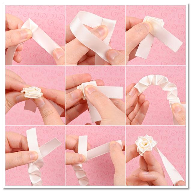 How to fold ribbon yolarnetonic how to fold ribbon mightylinksfo