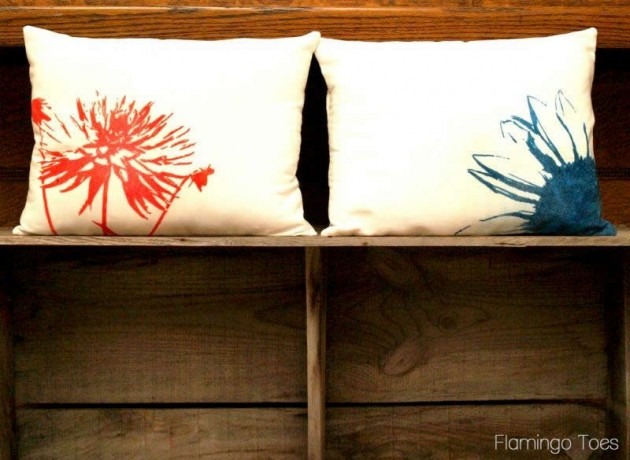Craft Ideas For Pillows