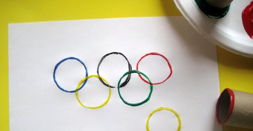 kids game Olympics activity