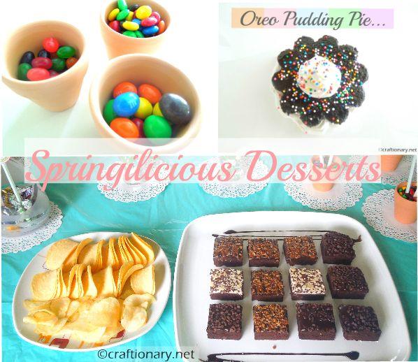 party dessert recipes