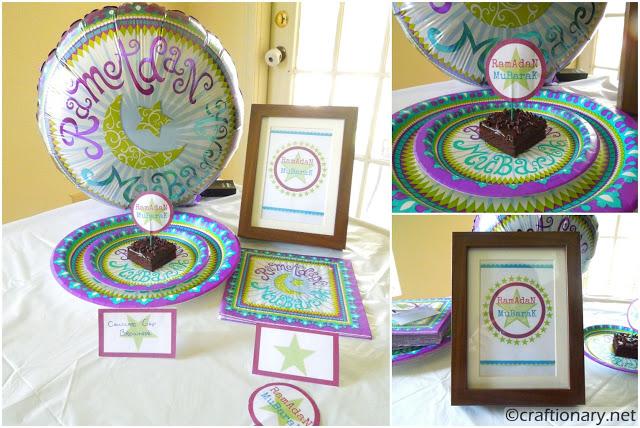 ramadan mubarak free printables