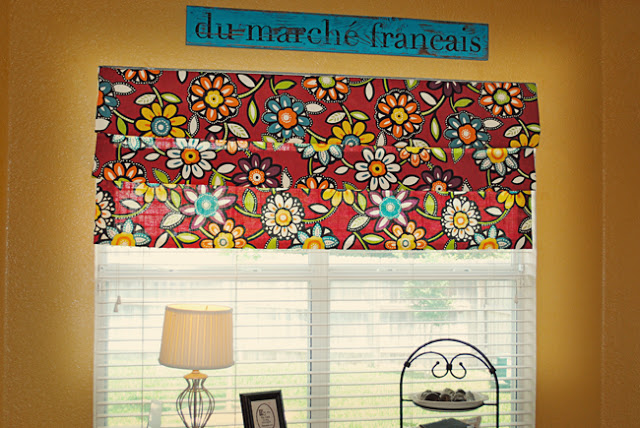 painted kitchen sign