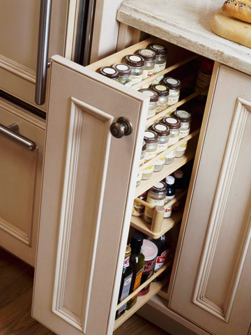 kitchen cabinet pull out spice rack pallet rack pull out pallet rack 19352