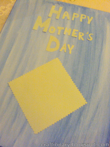 mothers day handmade gift