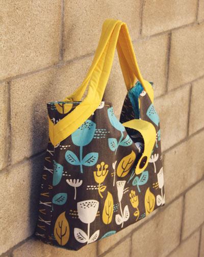 handmade laptop bag