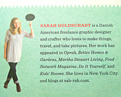 craft a day sarah goldschadt