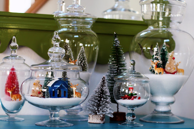 Decorating With Apothecary Jars Best Craftionary Inspiration Design