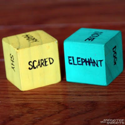 scared elephant kids game