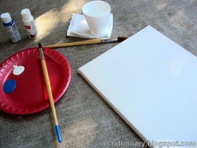 how to make dark water acrylic