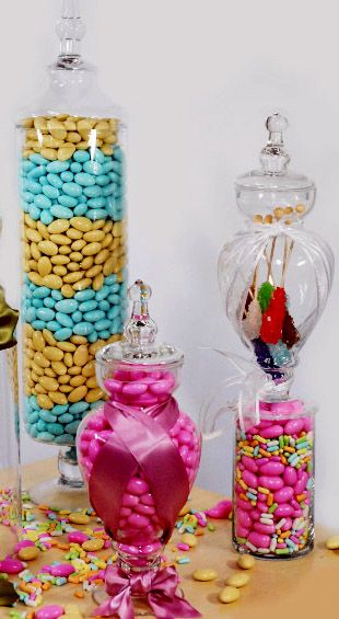 candy jars containers