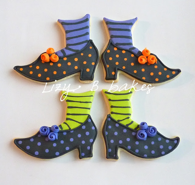 Craft Witches Shoes