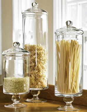 italian food jars