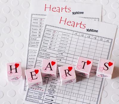 hearts printable free