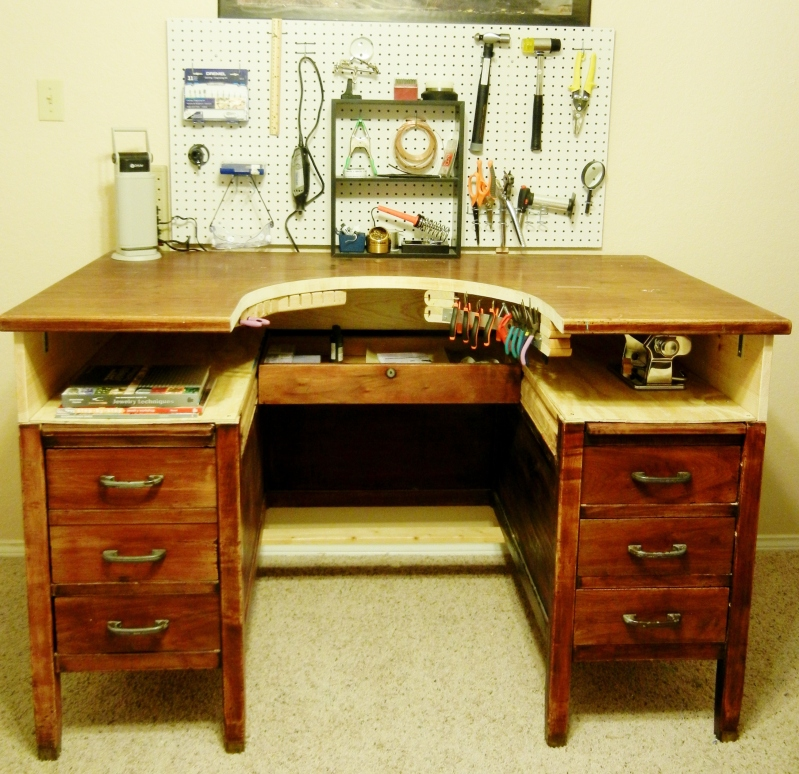 jewellers bench diy