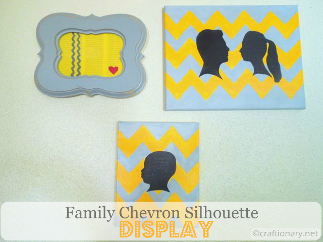 family diy silhouette