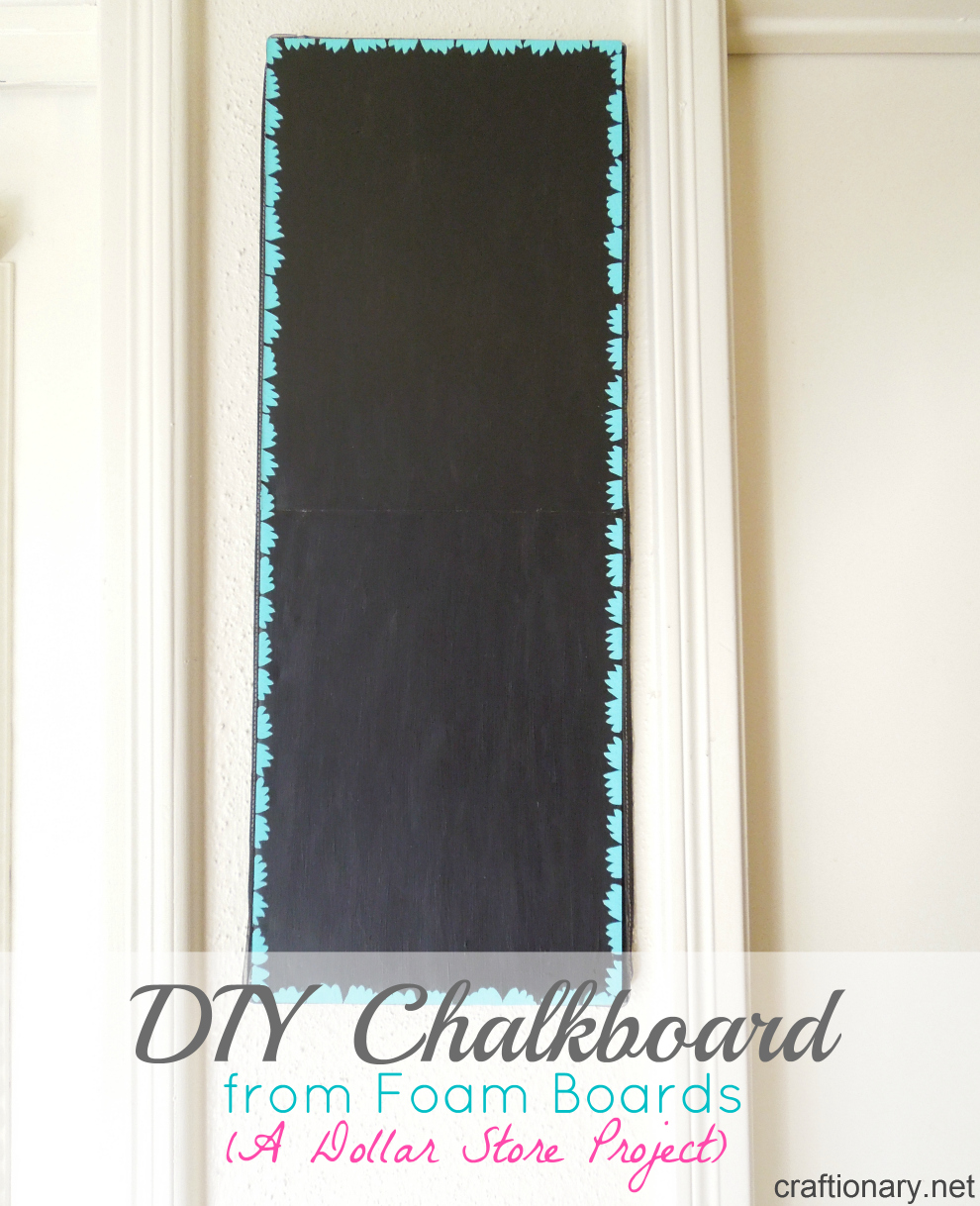 Craftionary for Chalkboard paint surface ideas
