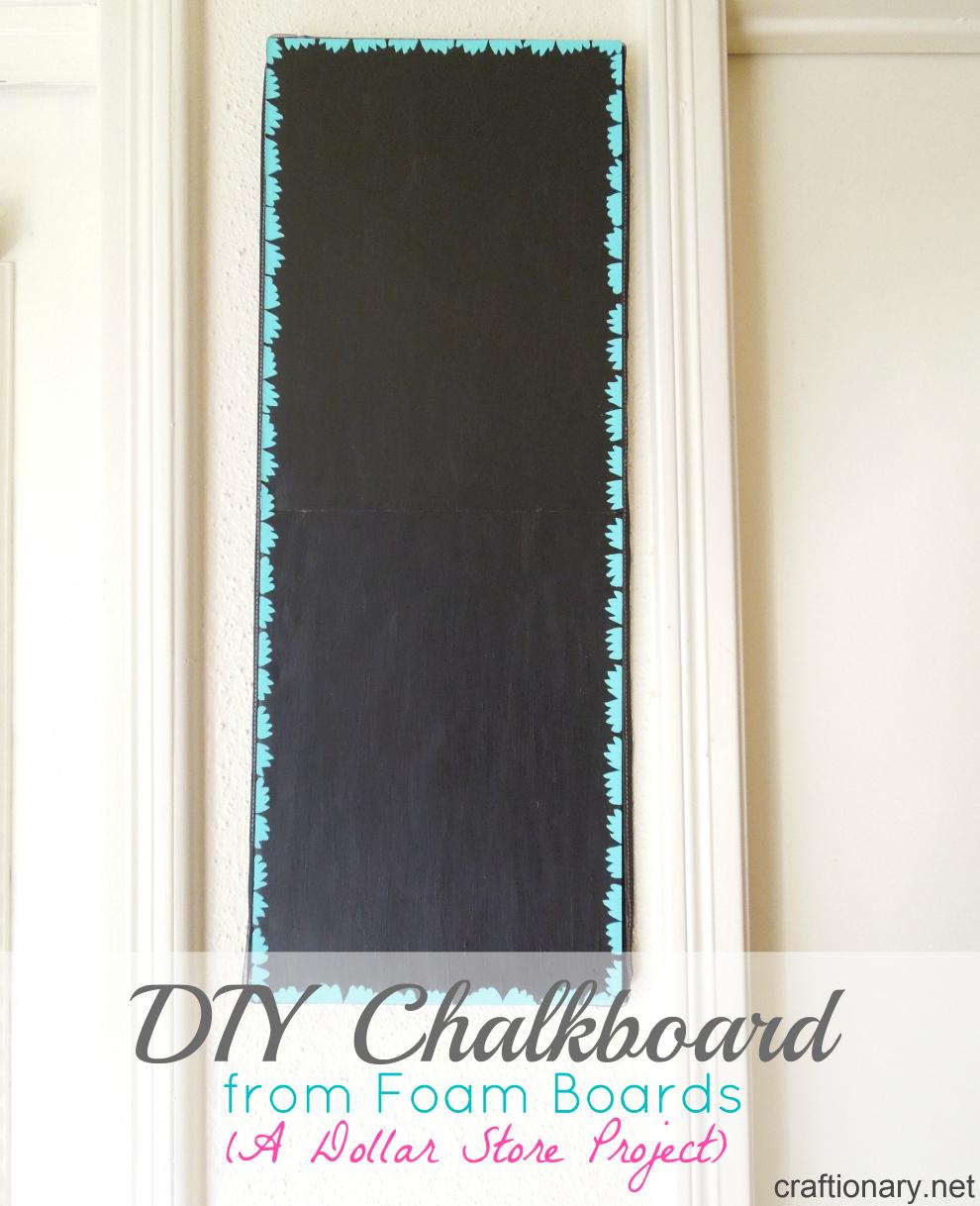 Chaulkboard Paint Art