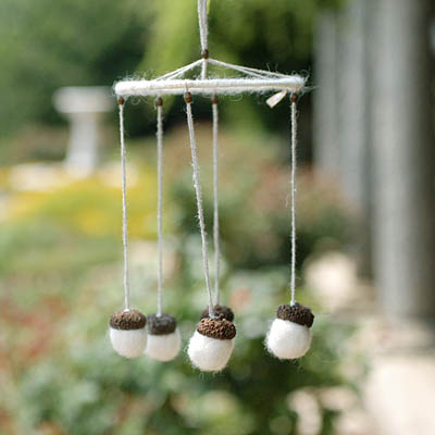 acorn-wind-chime-diy-tutorials