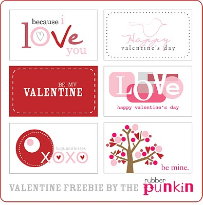 photograph regarding Valentine's Day Tags Printable called Craftionary