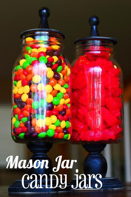make mason jars
