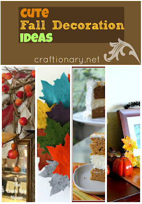 cute fall decoration ideas