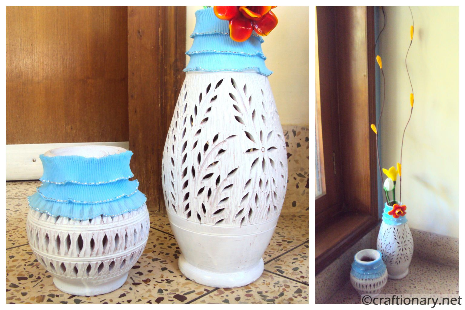 Craftionary for Decoration items made at home