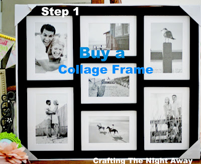 collage frame michaels - Michaels Photo Frames