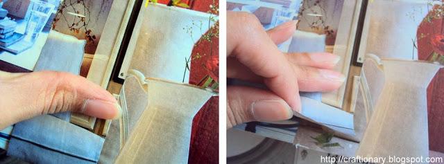 paper decoupaging