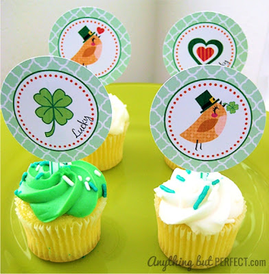 st paddy free printables