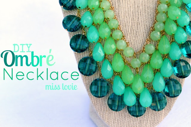 trendy ladies necklace